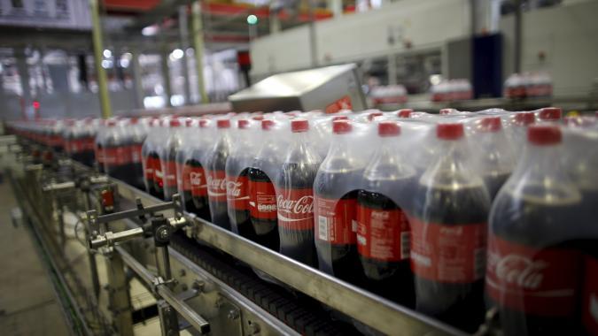 Resmikan Lini Produksi Baru Di Bekasi Coca Cola Akan Tanam