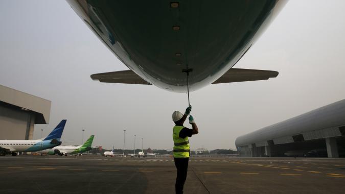 GIAA Roadshow ke Singapura, Saham GMF AeroAsia Diminati Investor Asing