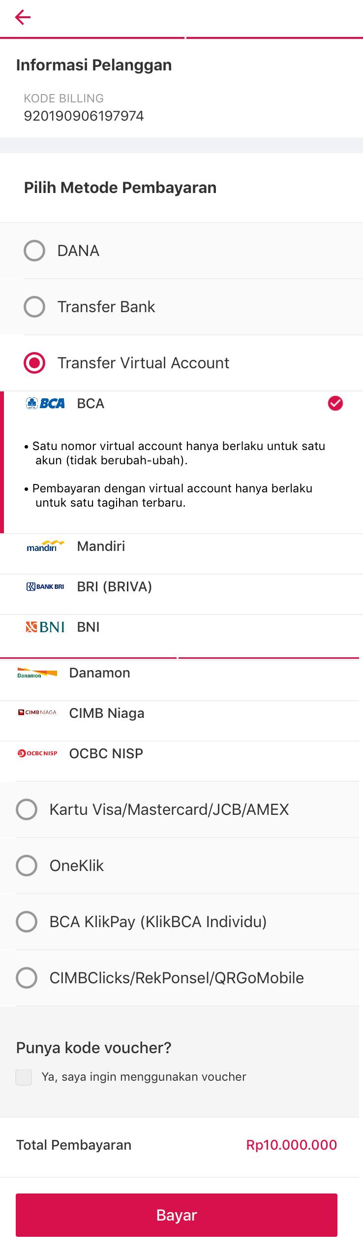 Beli Sbr009 Di Bareksa Bisa Bayar Pakai M Banking Di Tokopedia Dan Bukalapak